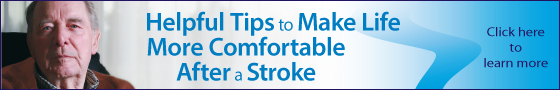 Home care after stroke