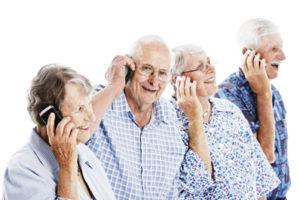 senior hearing test