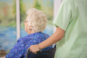 family caregivers preparing for mom