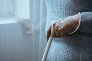 Seniors with Vision Loss