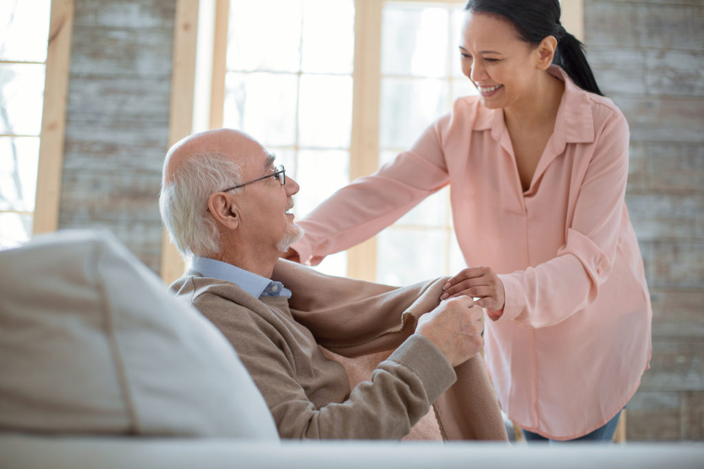 Quincy  In-Home Care for Seniors