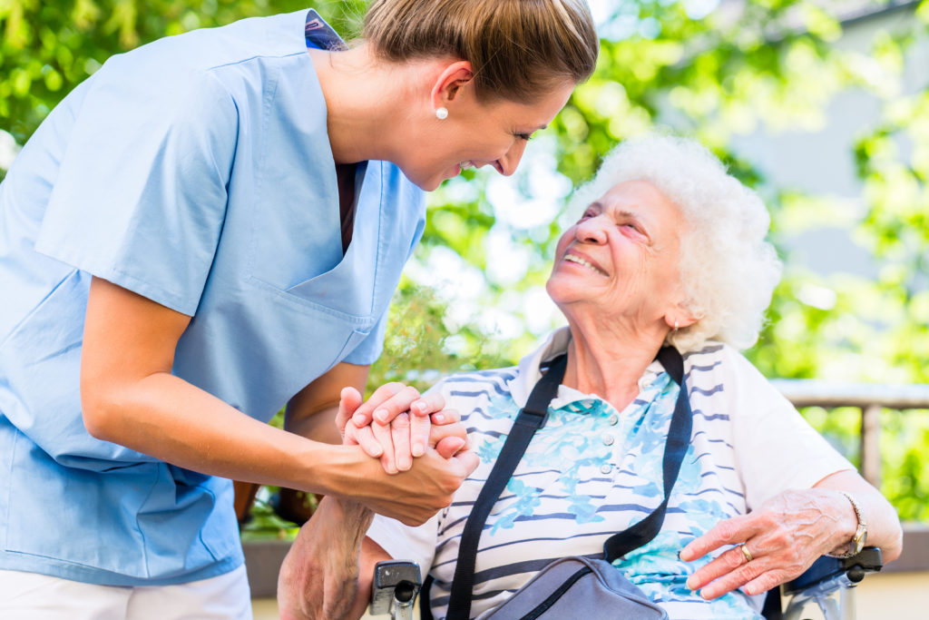 Randolph  In-Home Care for Seniors