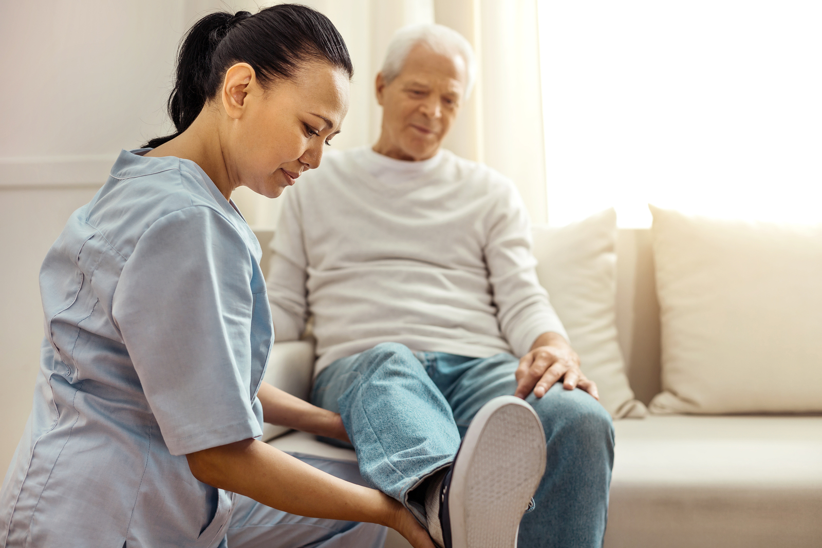 elderly rehabilitation home care massachusetts