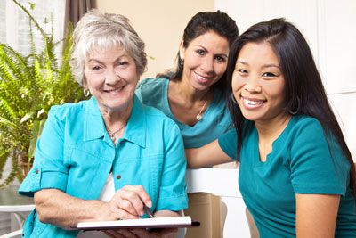 senior home care resources